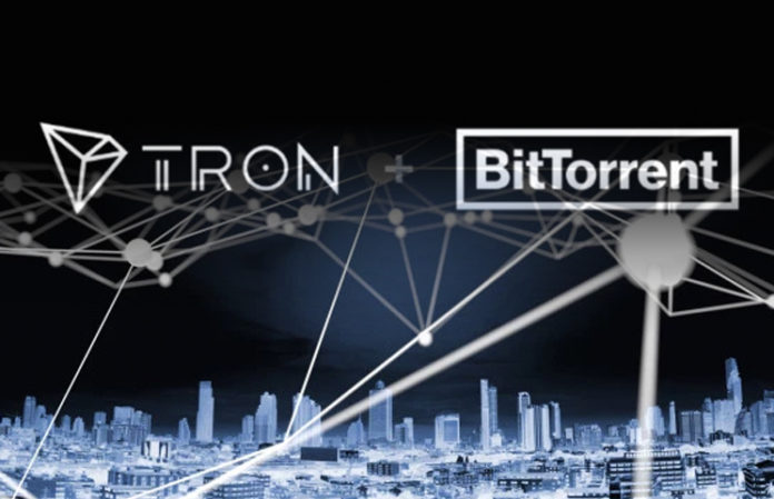 Трон и Битторент