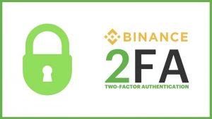 binance 2fa верификация