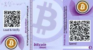 хартиен портфейл за криптовалути